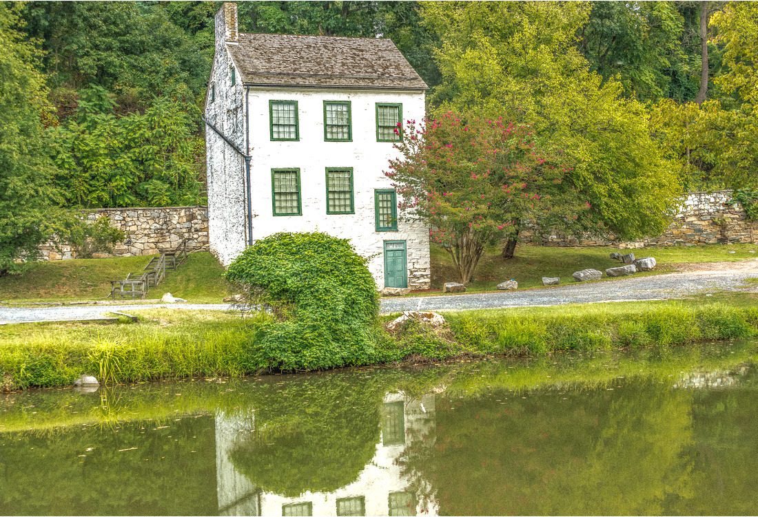Historic Abner Cloud House